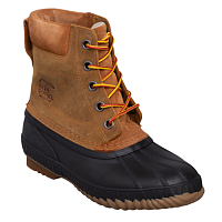 Sorel YOUTH CHEYANNE II LTR Elk, Black