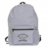 PAUL AND SHARK REFLECTIVE BACKPACK GREY