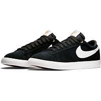 Nike SB ZOOM BLAZER LOW GT BLACK/SAIL