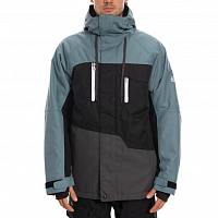 686 MNS GEO INSULATED JACKET GOBLIN BLUE COLORBLOCK