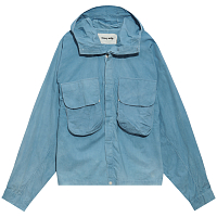 STORY MFG FORAGER JACKET NATURAL INDIGO