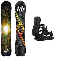 Траектория M FREERIDE HALF PACKAGE 2 0