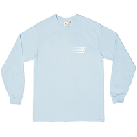 LIARS COLLECTIVE LONG SLEEVE VANISHING LIGHT BLUE