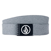 Volcom CIRCLE WEB CHARCOAL HEATHER