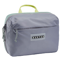 Burton HIGH MAINTENANCE LILAC GRAY FLT SATIN