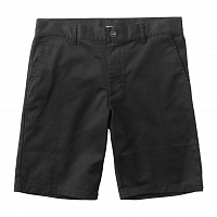 RVCA WEEKEND STRETCH WK BLACK