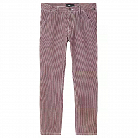 Vans CROWBAR PANT PORT ROYALE HICKORY STRIPE