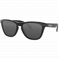 Oakley Frogskins POLISHED BLACK/PRIZM BLACK