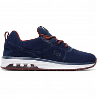 DC Heathrow IA SE J Shoe DARK BLUE