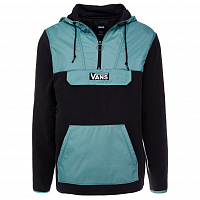 Vans WINDWARD ANORAK BLACK-OIL BLUE