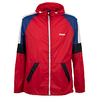 Levi's® COLORBLOCK WINDRUNNER CHINESE RED