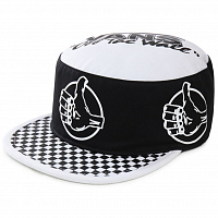 Vans BMX OFF THE WALL  PAINTERS HAT Black-White
