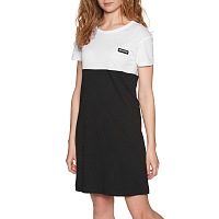 Element BLOCKED DRESS FLINT BLACK