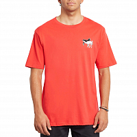 Volcom SCENTSATIVE BSC SS FIERY RED