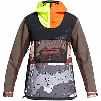 DC ASAP ANORAK SE M SNJT REPURPOSEMULTICAMO/OPTICOOL