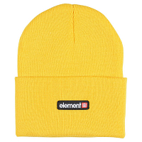Element PRIMO DUSK BEANIE BRIGHT YELLOW