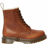 DR.MARTENS 1460 SERENA FUR LINED HI BUTTERSCOTCH
