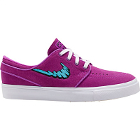 Nike SB JANOSKI (GS) VIVID PURPLE/LASER BLUE-GUM LIGHT BROWN